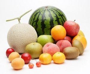 アレルギー症状の果物や野菜